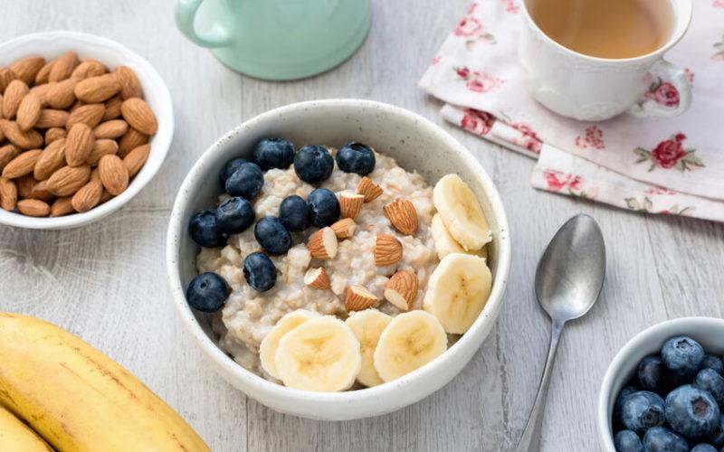 porridge a colazione